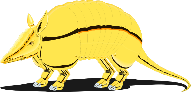 Armadillo clipart baby. Animal pictures royalty free