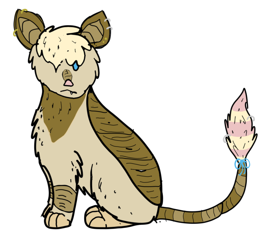 Armadillo clipart chibi. Dog adopt by shattered