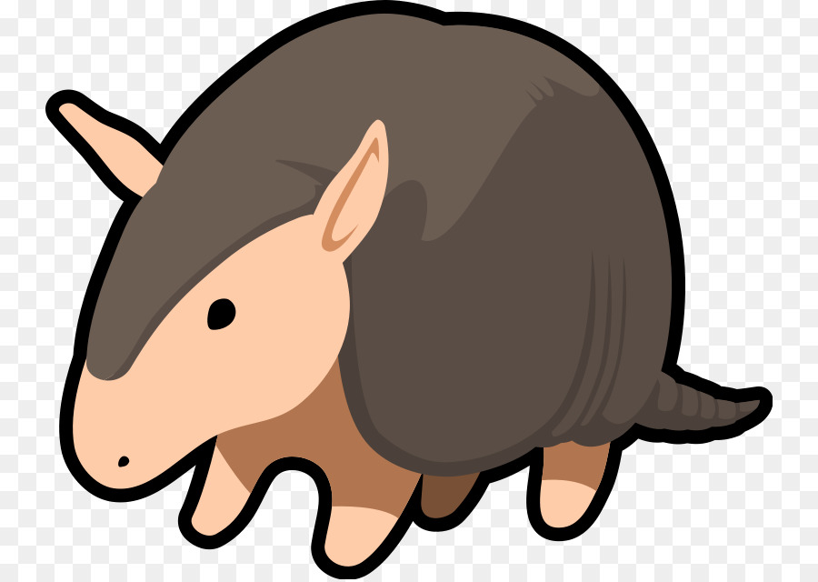 Free content png download. Armadillo clipart clip art