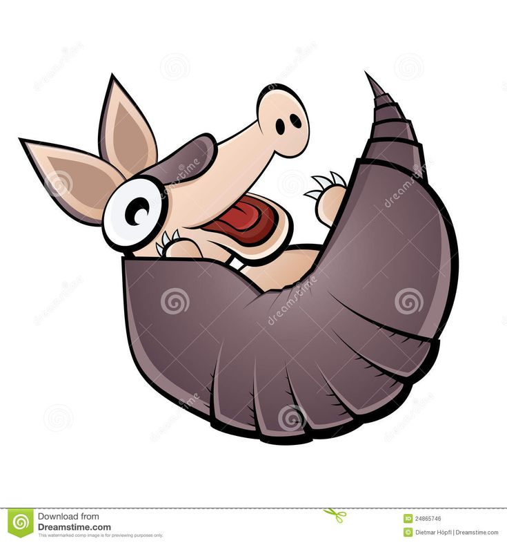 armadillo clipart kawaii #48162018