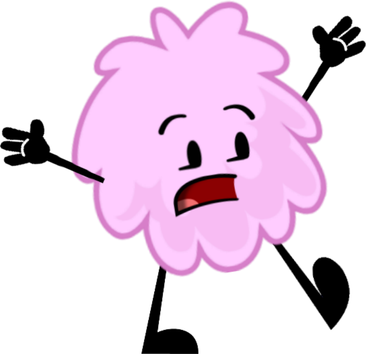 Arms clipart arm leg. Image puffball with and