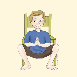kid friendly chair. Arms clipart child's