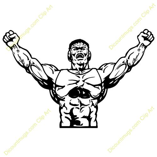 Wrestlers clipart wrestling champion. Arm free download best