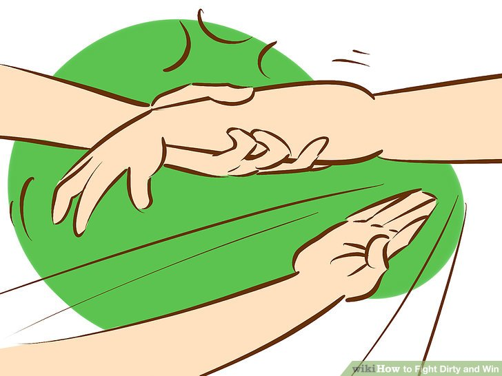 Arms clipart elbow. How to fight dirty