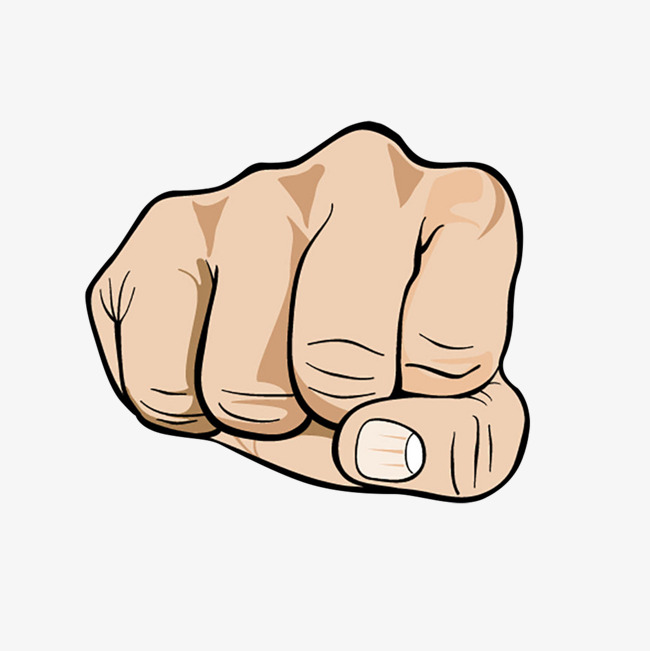 Picture mora game big. Arms clipart fist