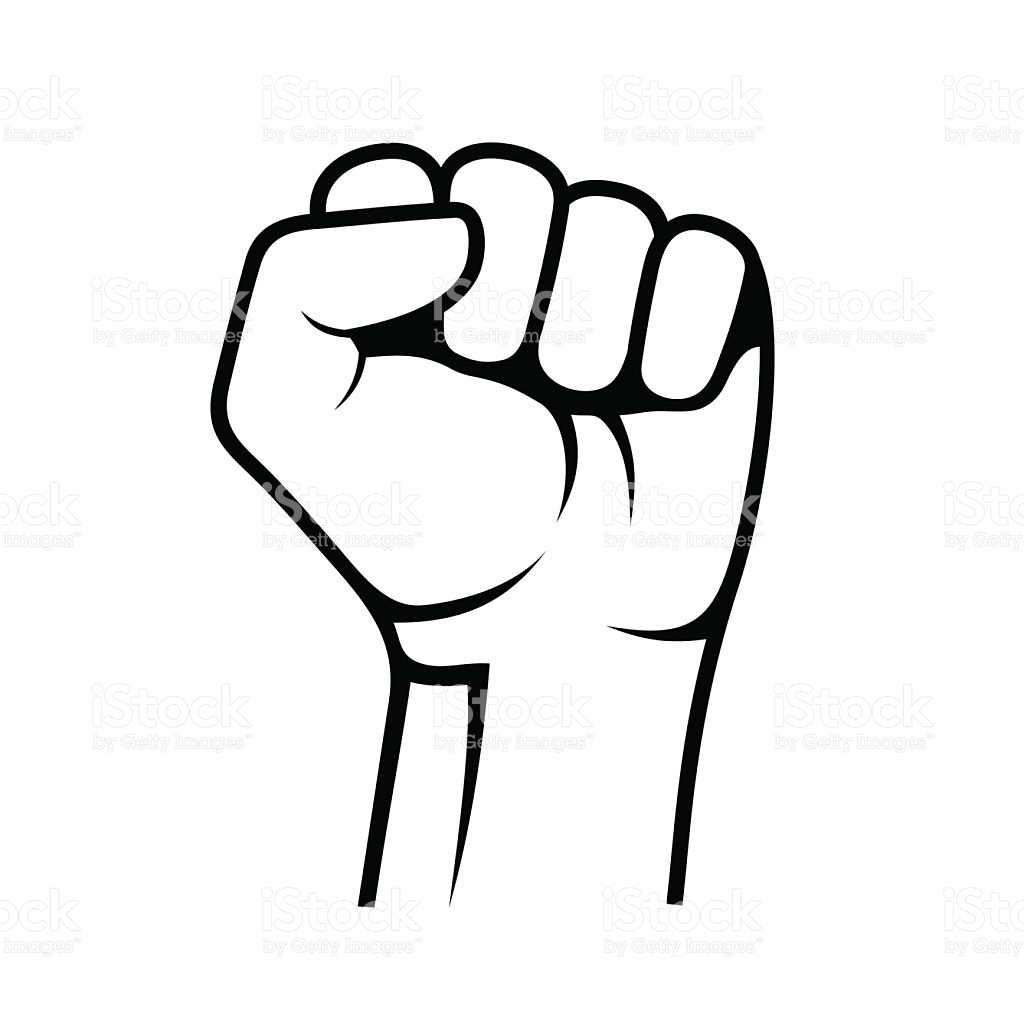 Fist clipart.  collection of hand
