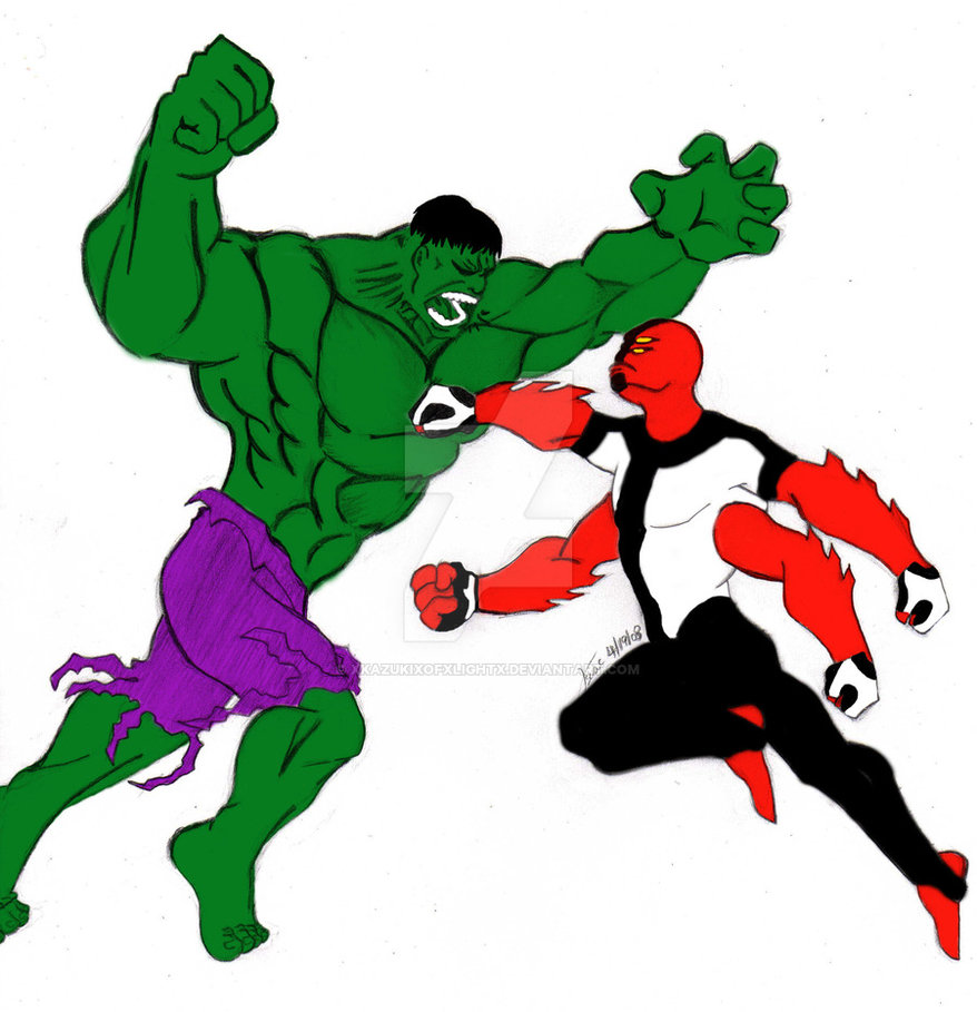 Arms clipart hulk. The fights fourarms by