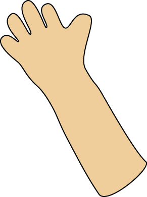 arms clipart right arm