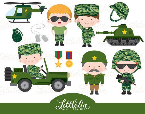 Military from littleliagraphic on. Army clipart