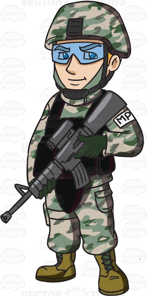 Soldiers clipart army officer. A us military police