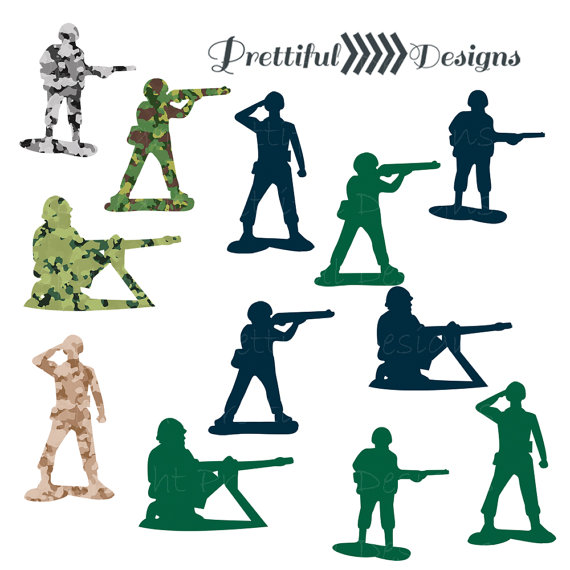 Army clipart army man. Men clip art camouflage