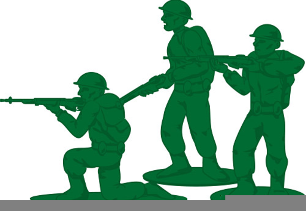 Army clipart army man. Free images at clker