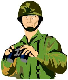 Clip art panda free. Army clipart army officer