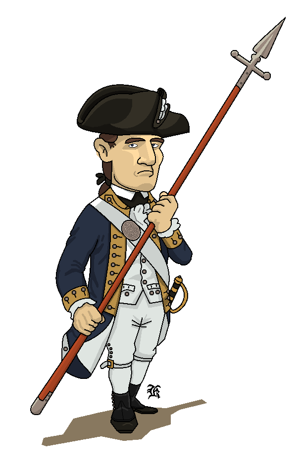 Continental by darthpandanl on. Army clipart army officer