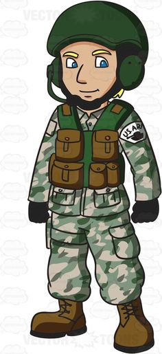 A us military police. Army clipart army officer