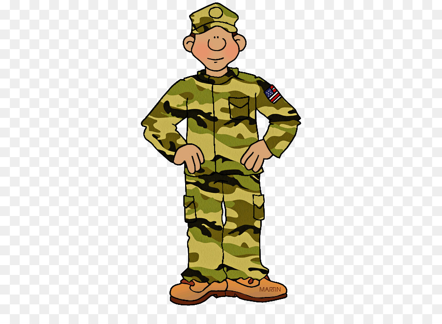 Cartoon soldier uniform transparent. Army clipart army officer