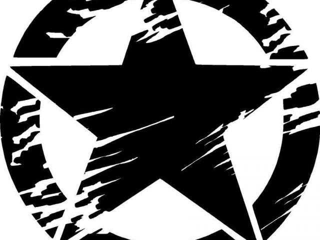 Army clipart army star. Free on dumielauxepices net