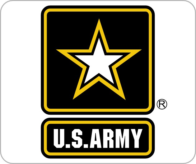 . Army clipart army star