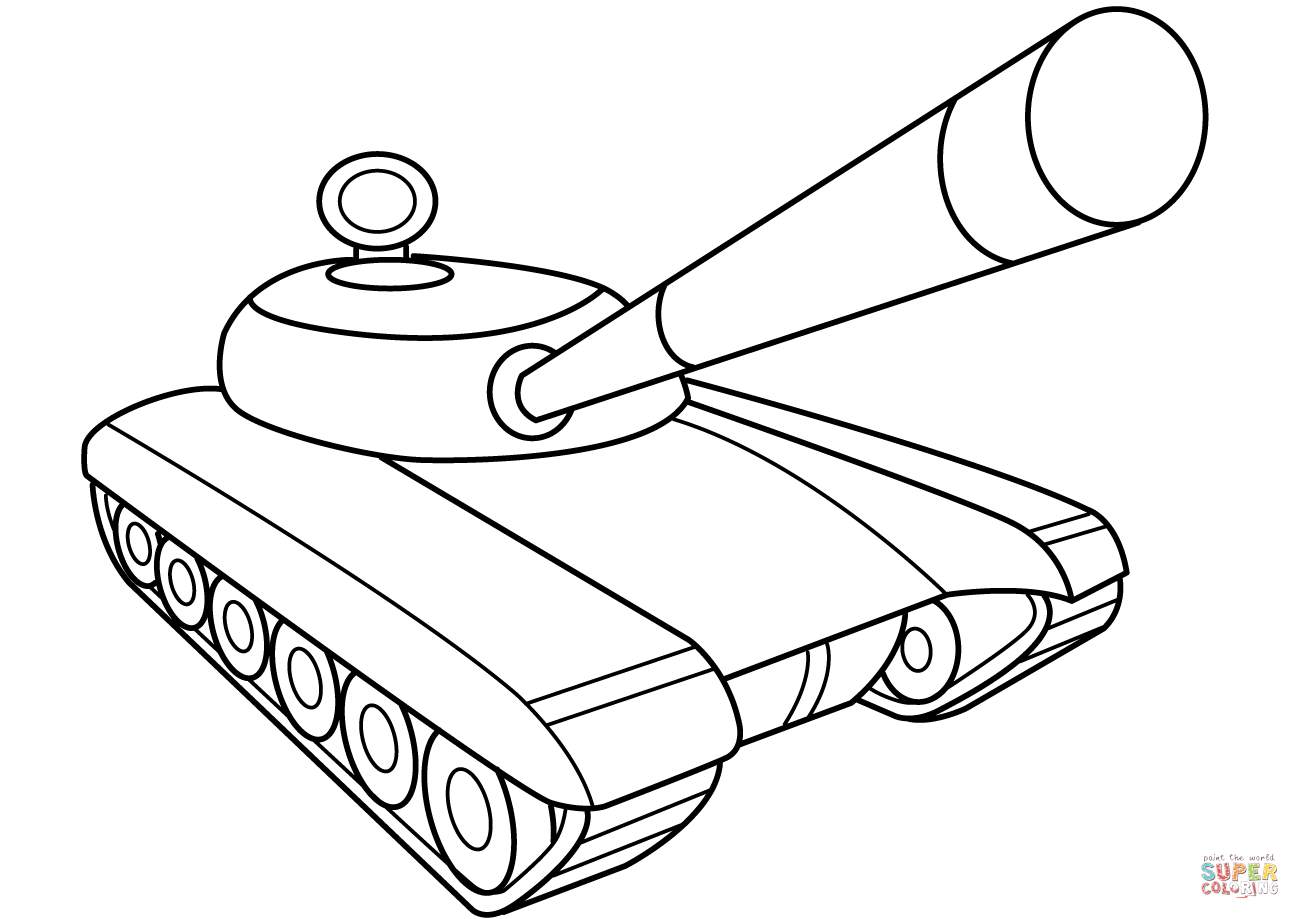 Army clipart army tank. Survival coloring pages page