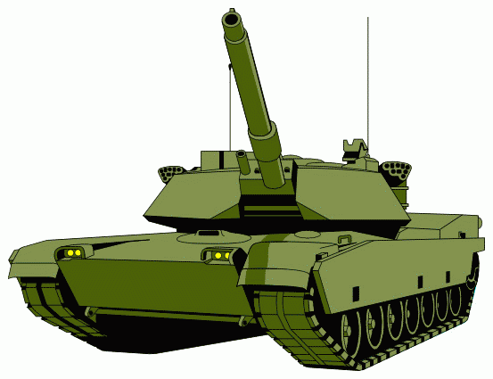 . Army clipart army tank