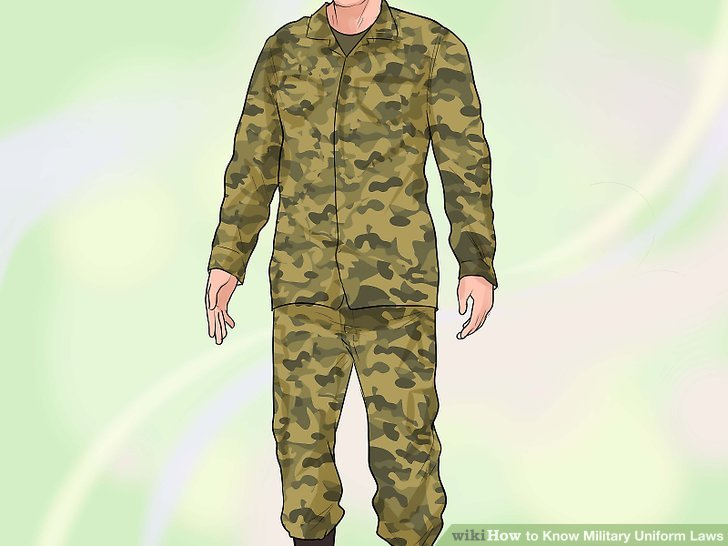 How to know military. Army clipart army uniform
