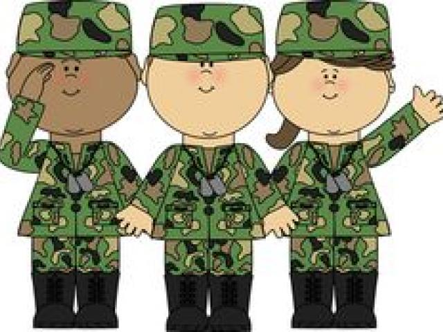 Free on dumielauxepices net. Army clipart border