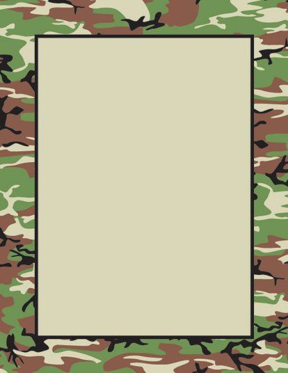 Army clipart border. Military pencil and in