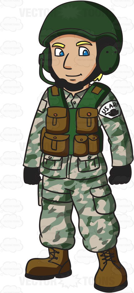 Guy guru to download. Army clipart clip art