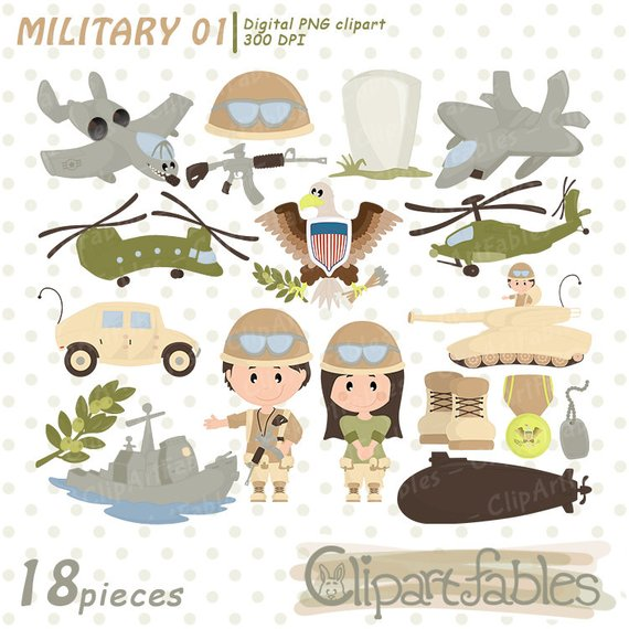 Army clipart clip art. Memorial day military digital