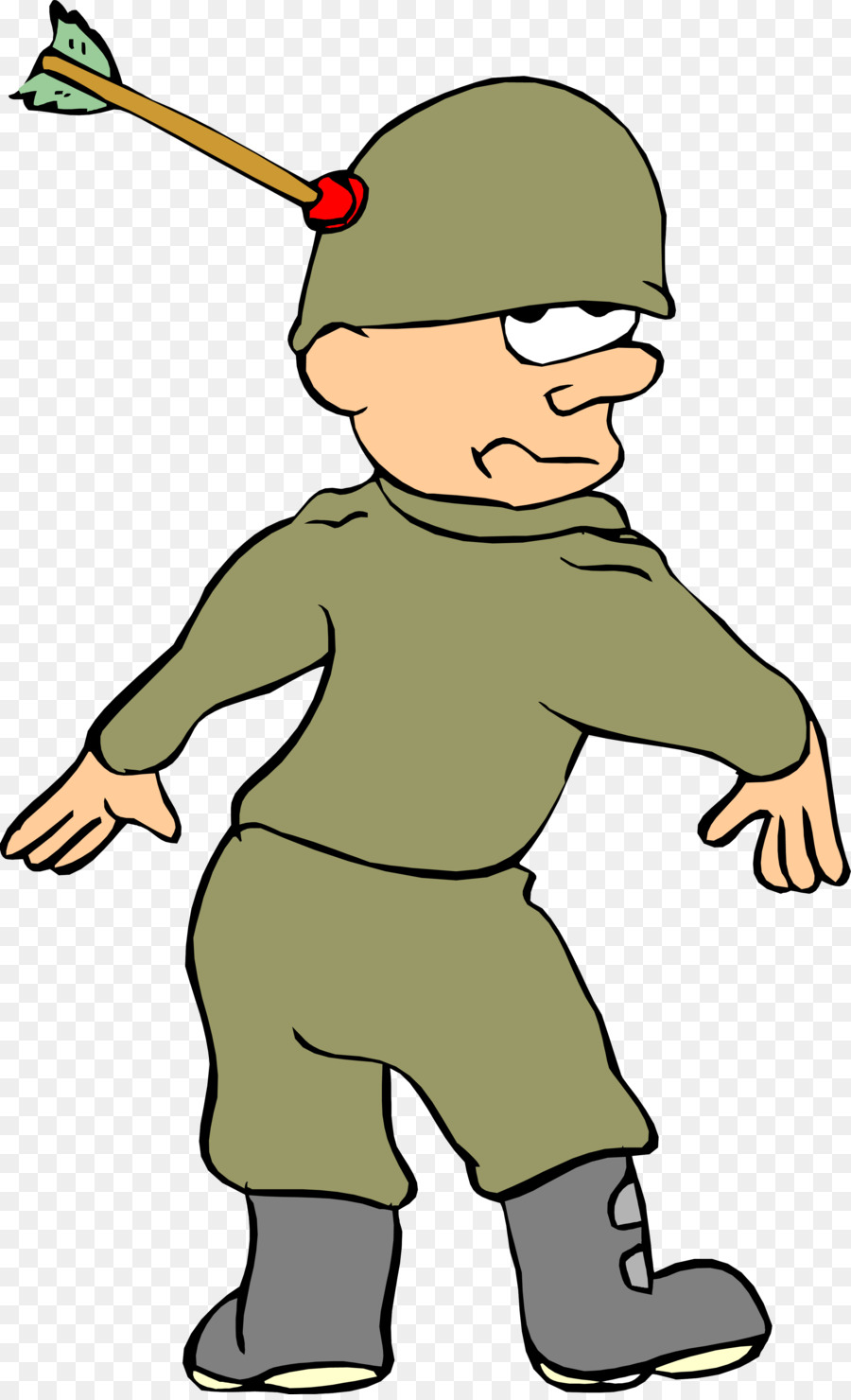 Army clipart clip art. Cartoon soldier png download