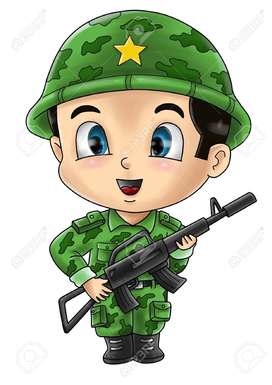 Best of army design. Military clipart cute