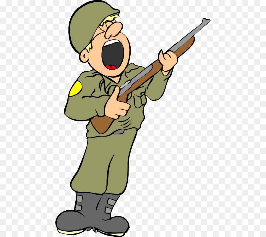 Soldier free content clip. Army clipart military