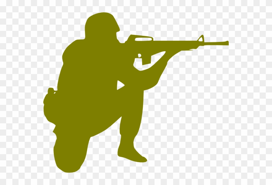 Military clipart soilder. Soldier clip art png