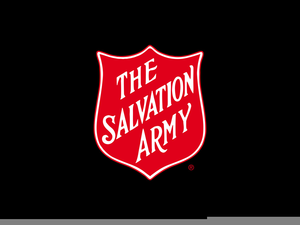 The salvation free images. Army clipart shield