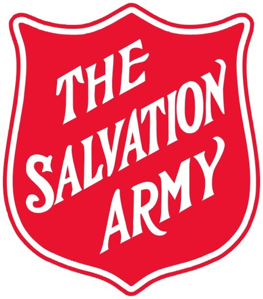 Salvation . Army clipart shield