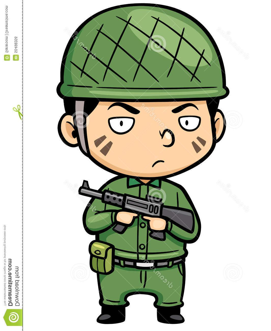 clipartlook. Army clipart soldier
