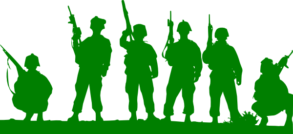 Soldiers clipart soldier indian. Army logo free download