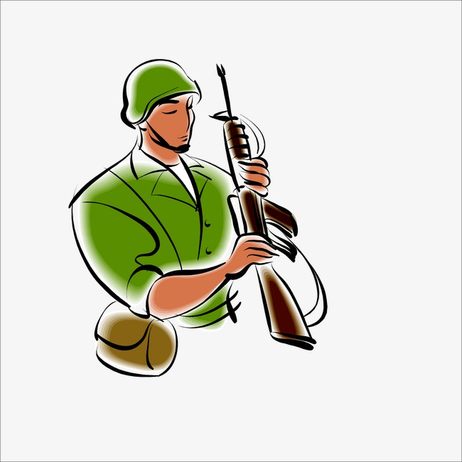 Station army png image. Soldiers clipart soldier indian