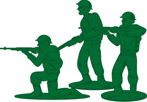 Men silhouette at getdrawings. Army clipart soldier indian