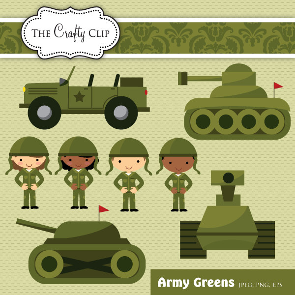 Military clipart tools. Army panda free images