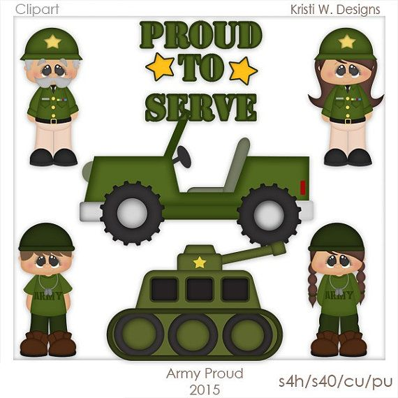 best military images. Army clipart tools