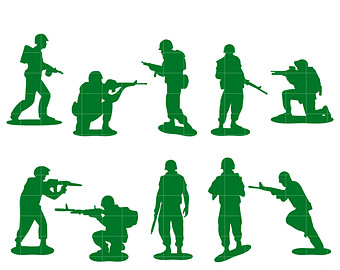Free military cliparts download. Army clipart toys