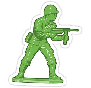 best combat stickers. Army clipart toys