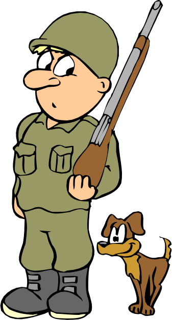 Military soldier clip art. Soldiers clipart transparent background