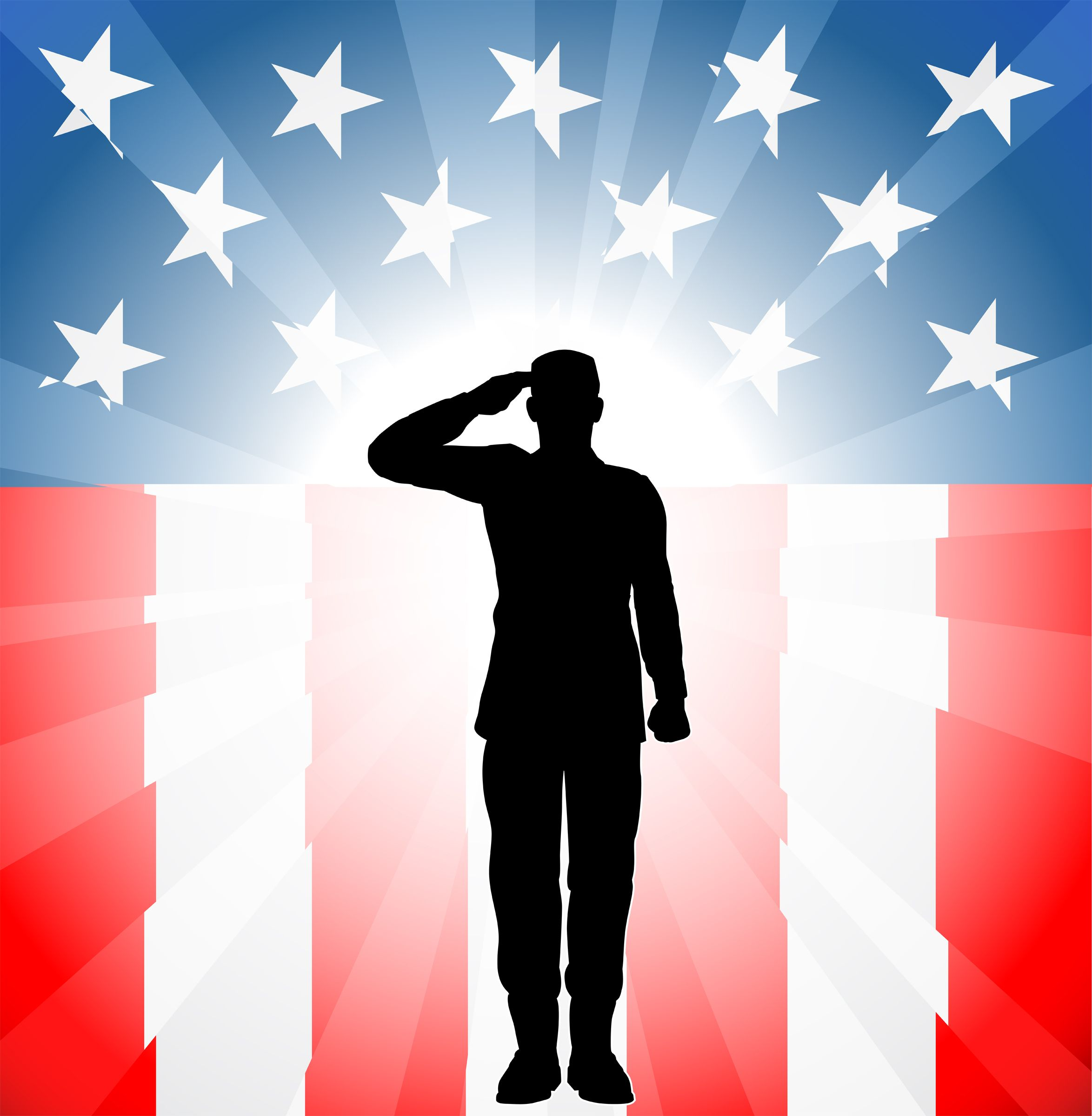 Military clipart veterans parade. Day clip art soldier