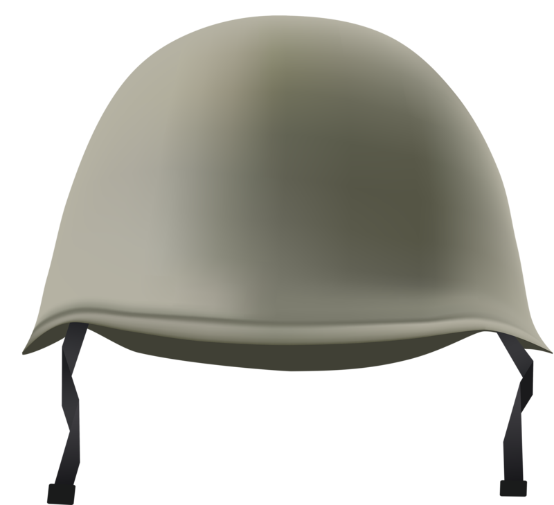 Combat military symbol illustration. Army helmet png