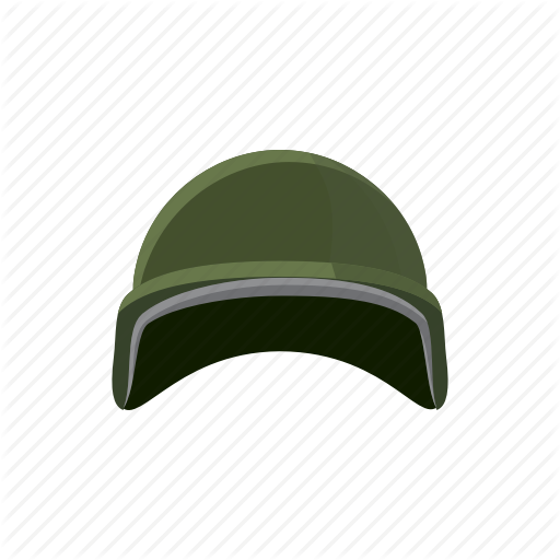Military weapon cartoon by. Army helmet png
