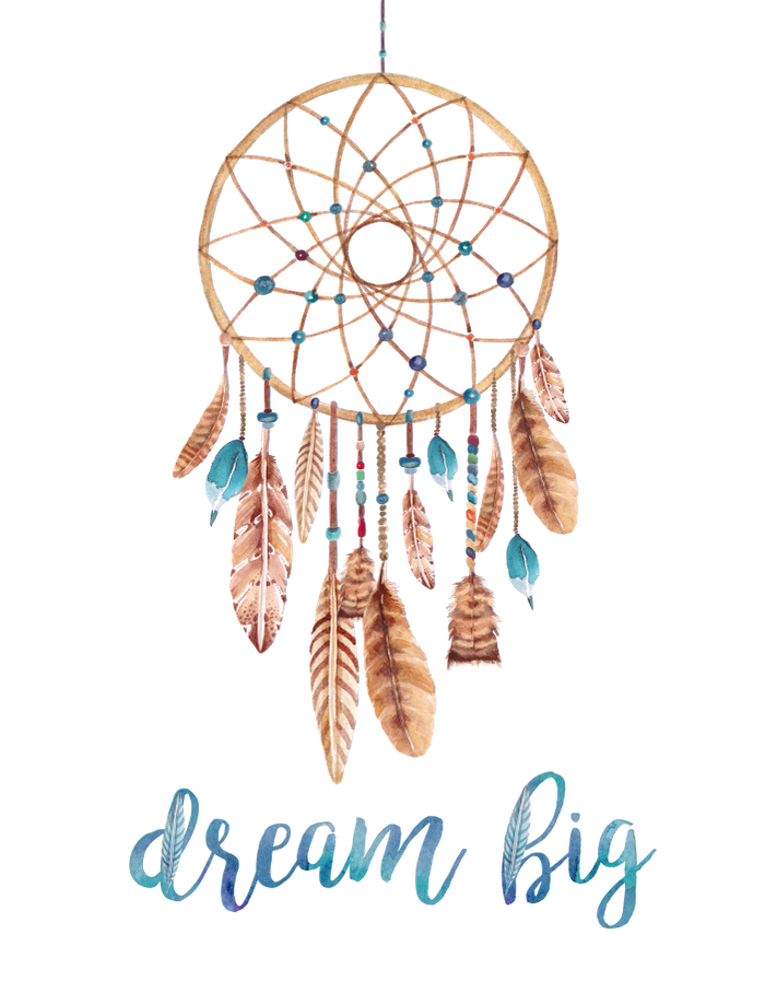 Arrow clip art boho. A motivational bohemian print