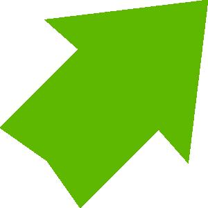Arrow clip art clear background. Green at clker com
