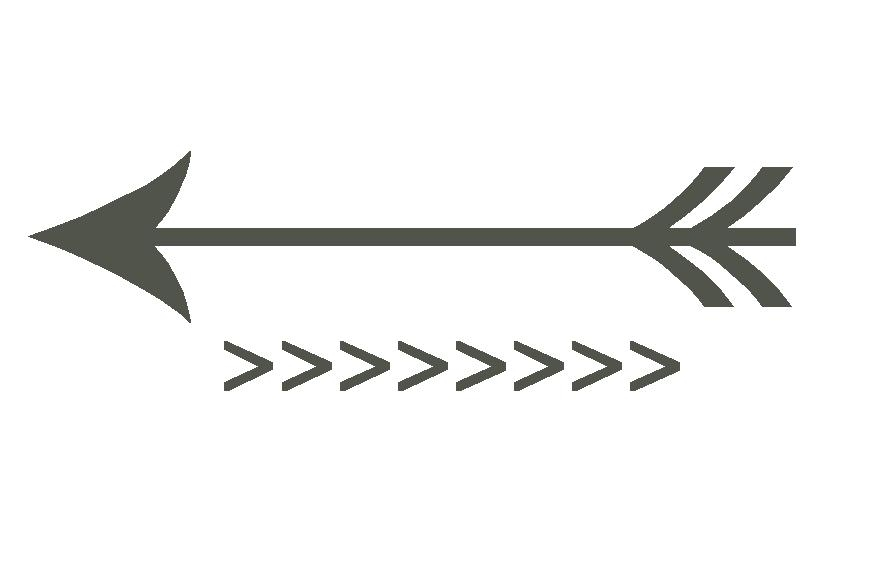 Decorative arrow clip art. Arrows clipart trendy